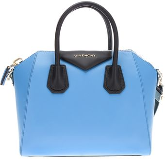 Givenchy Antigona Small Bi-colour Tote - Lyst