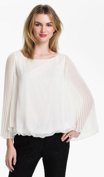 Angel Sleeve Blouses 107