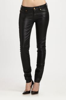 7 For All Mankind The Skinny Highshine Jeans - Lyst