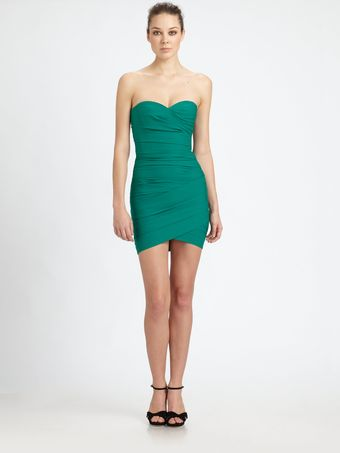 BCBGMAXAZRIA Madge Dress - Lyst