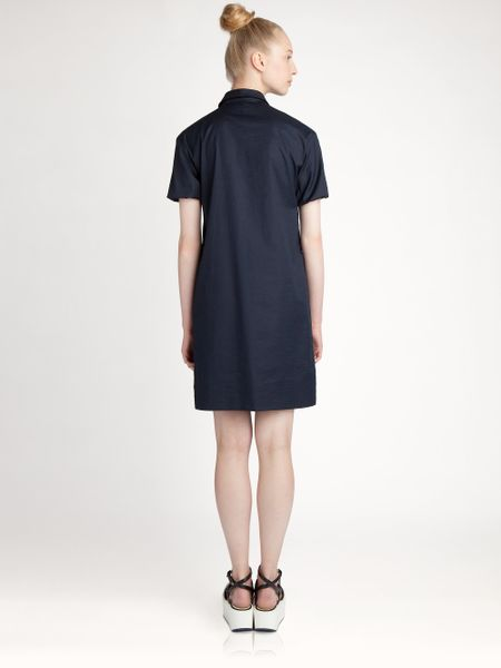 Jil Sander Navy Cotton