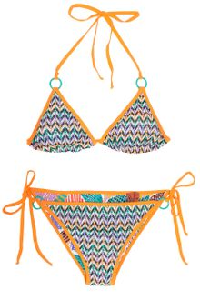 Missoni Zz with Dot Triangle Bikini - Lyst
