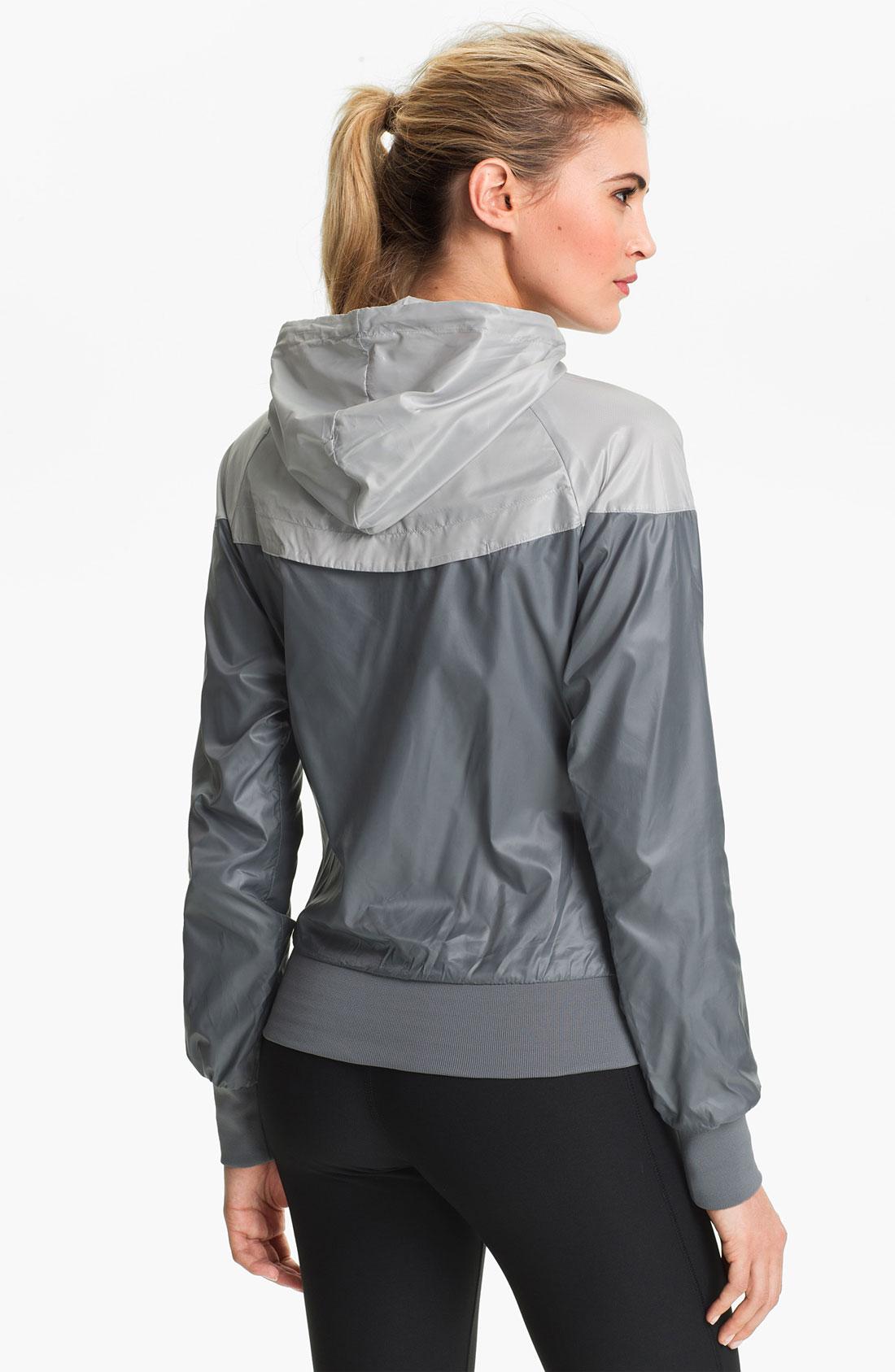 7fd9ea962df5 Nike Windrunner Jacket In Gray