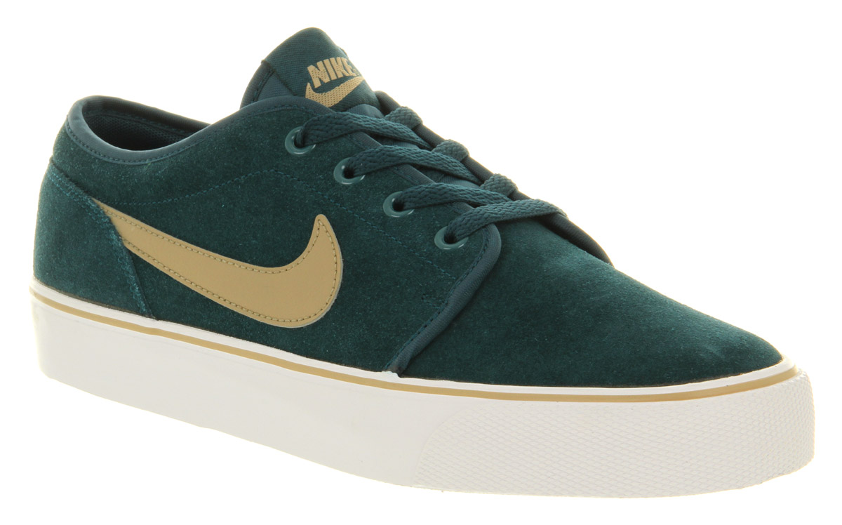a1ee2400581d75 Nike Toki Low Midnight Turquoise Khaki in Green for Men - Lyst