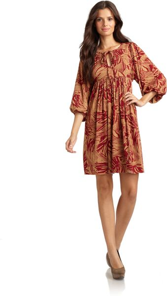 Rachel Pally Farmers Market Print Dress - Lyst