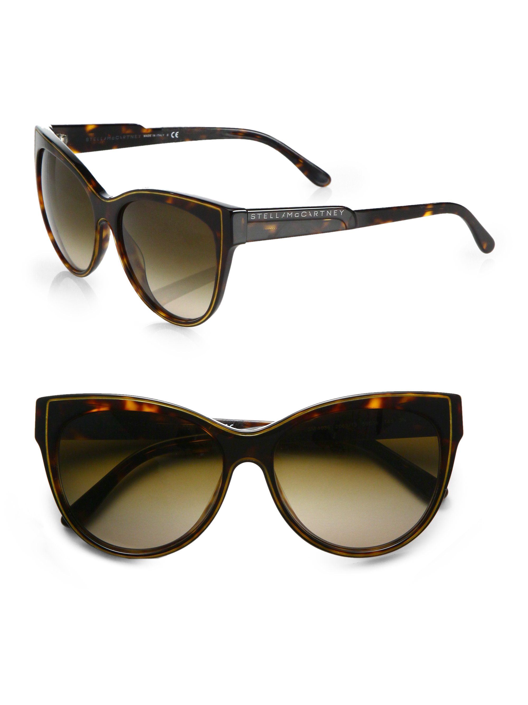 d07b086b33 Stella Mccartney Cat Eye Sunglasses