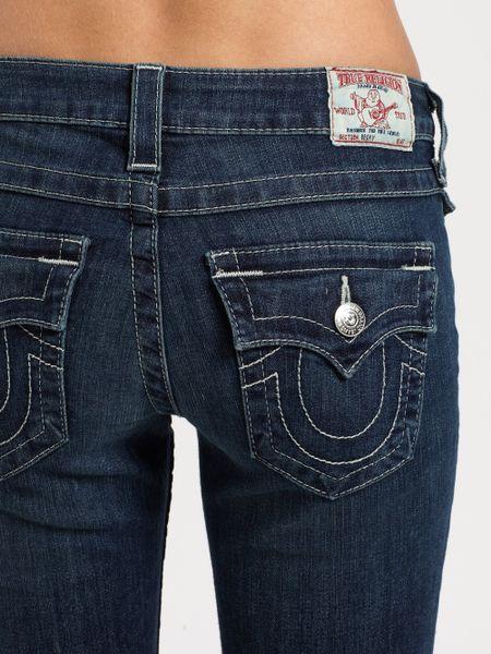 Women Rock Revival Jeans