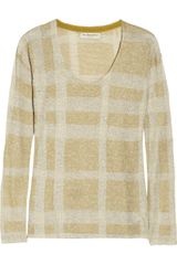 Burberry Openknit Silkblend Sweater
