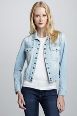 Current/Elliott The Snap Jacket - Lyst