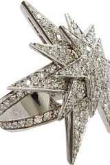 Ileana Makri Diamond Centarus Ring