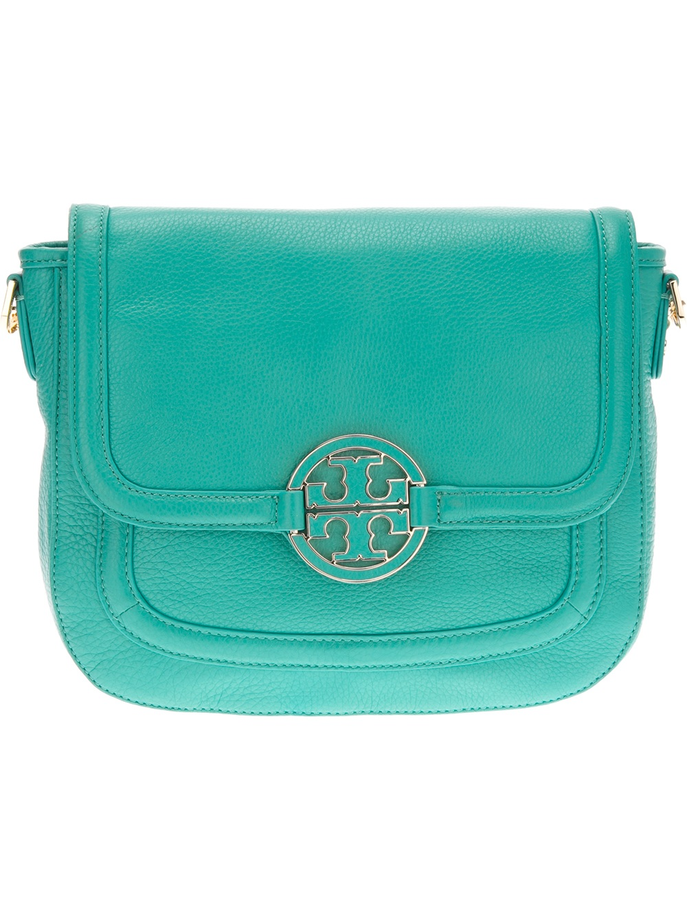 Tory Burch Shoulder Bag In Green Mint Lyst
