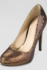 Cole Haan Chelsea Sequined Highheel Pump - Lyst