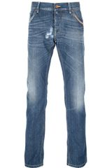 Dolce & Gabbana Regular Fit Jeans - Lyst