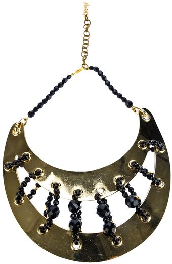 Yves Saint Laurent Vintage Tom Ford Corset Necklace - Lyst