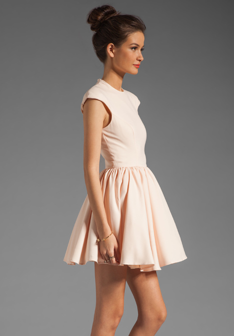 Cameo Slow Cruel Dress In Pink Shell Lyst
