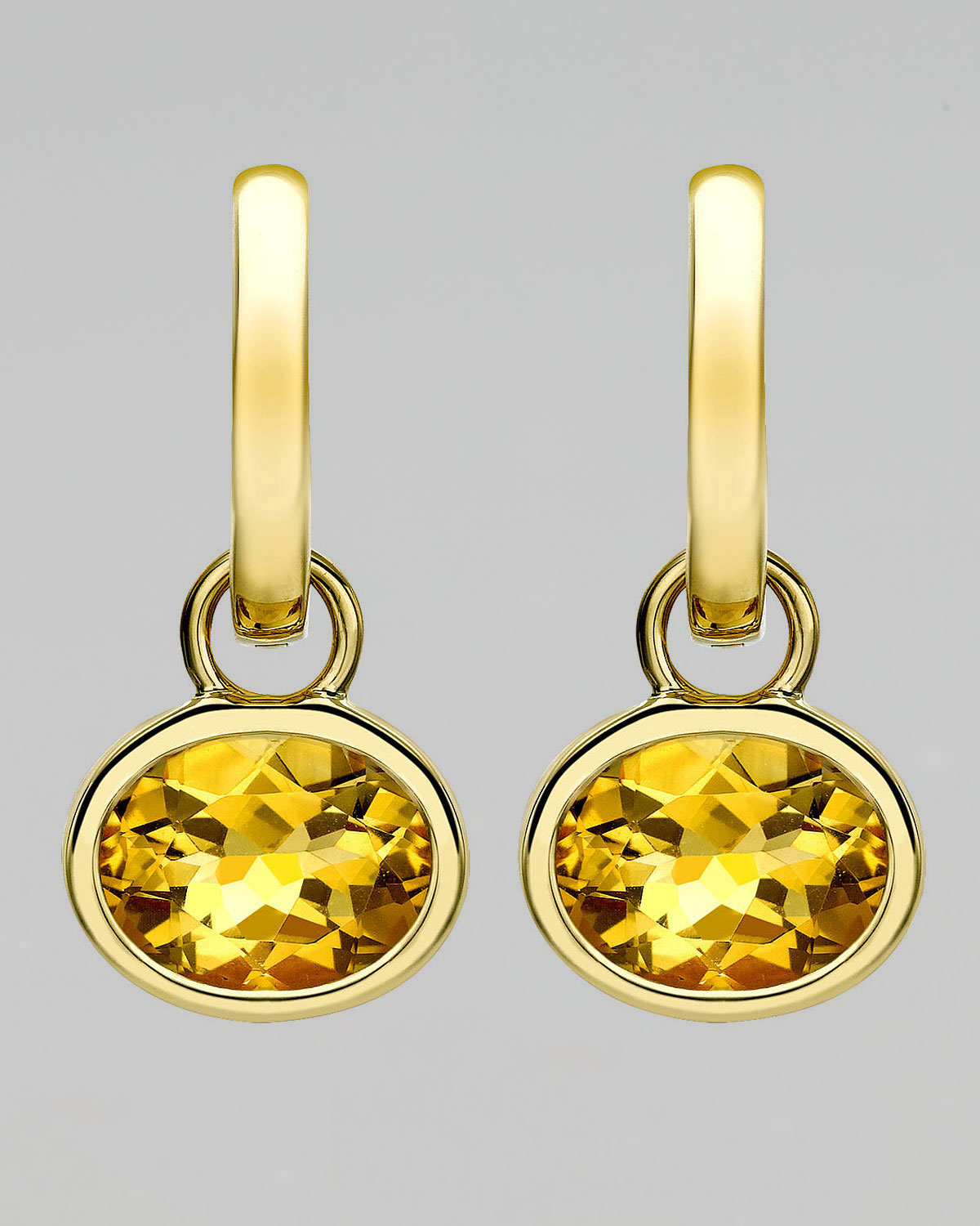 with citrines or gold htm two p citrine earring carat natural solid earrings stud a bee
