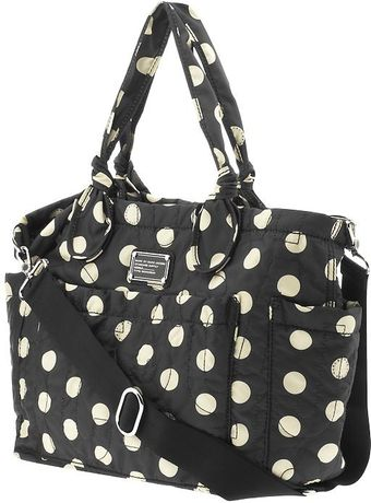 Marc By Marc Jacobs Nylon Printed Baby Bag - Lyst