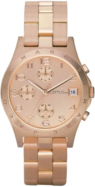 Marc By Marc Jacobs Ladies Watch - Lyst