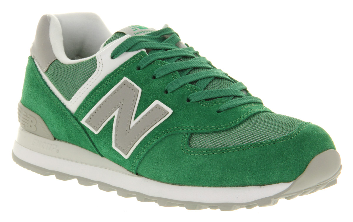 timberland chaussures - new balance green trainers
