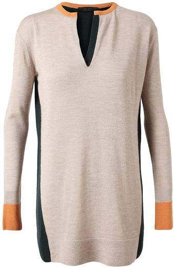 The Row Cashmere Silk Tunic - Lyst