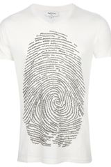 Paul & Joe Print T-Shirt - Lyst
