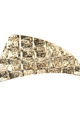 Yves Saint Laurent Vintage Textured Brooch - Lyst