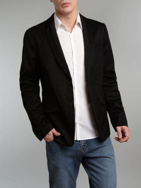 Diesel Dinner Jacket In Black For Men Lyst