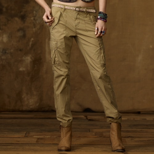 Unique Rlx Ralph Lauren Space Cargo Pant In Khaki For Men  Lyst