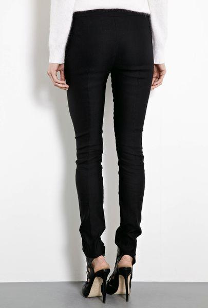 Leg Stretches Stretch Slim Leg Trousers