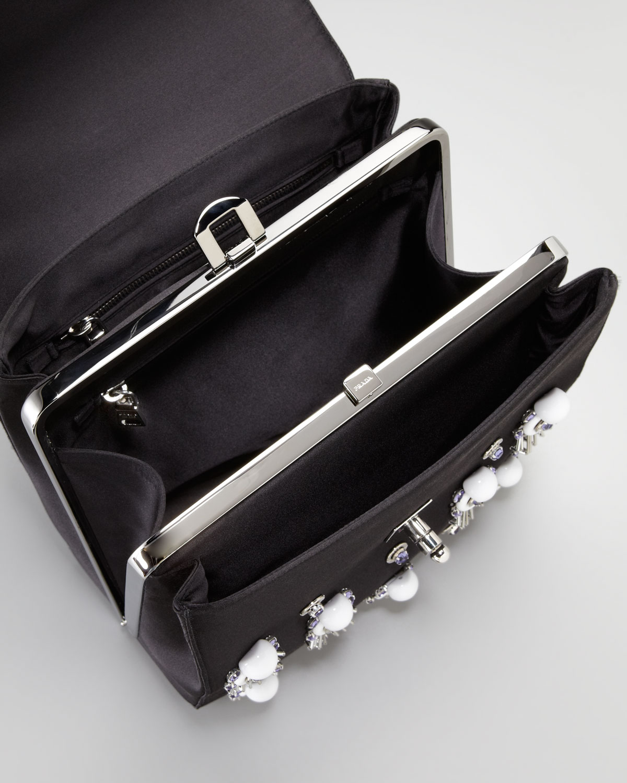 prada raso small crossbody bag