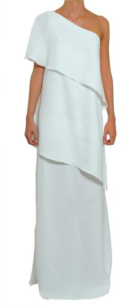 Azzaro Kamale Long Dress - Lyst