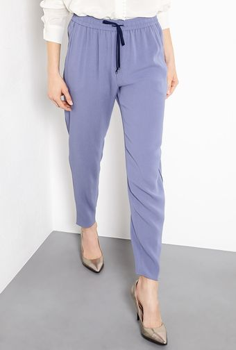 Vanessa Bruno Drawstring Easy Trousers - Lyst