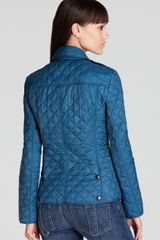 Burberry Brit Kencott Lightweight Quilt Jacket - Lyst
