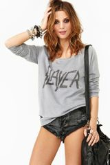 Nasty Gal Slayer Knit - Lyst