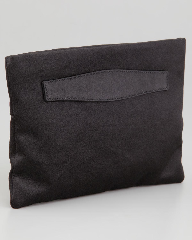 prada handbags knockoffs - prada white clutch bag