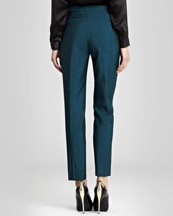 Reiss Trousers Minnie Slim Tailored - Lyst