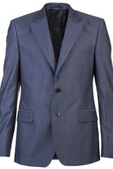 Versace Nailhead Suit in Blue for Men (petrol) - Lyst