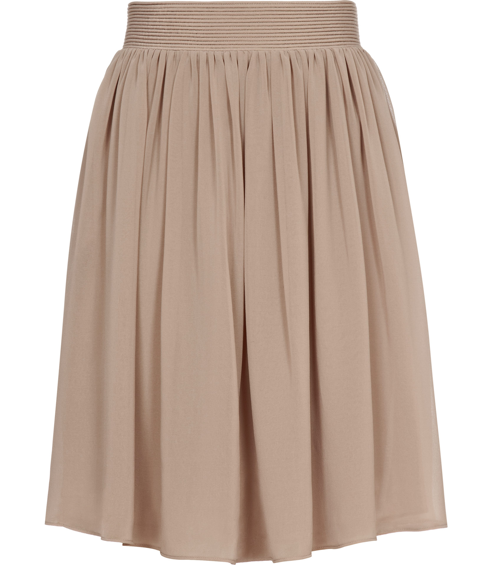 How to Style a Pleated Skirt photo