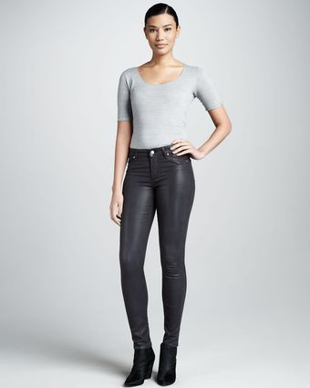 Cj By Cookie Johnson Joy Wax Liquid Leggings - Lyst