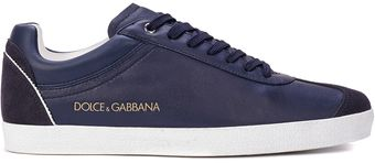 Dolce & Gabbana Shoes Dark Blue - Lyst