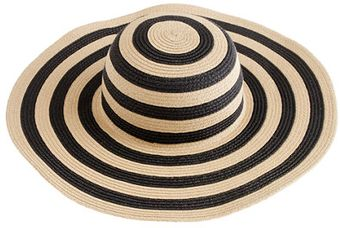 J.Crew Summer Straw Hat in Stripe - Lyst