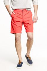 J.Crew 9 Club Short in Lightweight Chino - Lyst