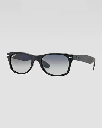 Ray-Ban New Wayfarer Polarized Sunglasses - Lyst