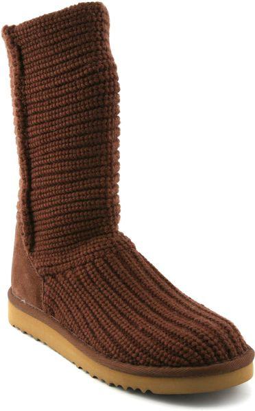 d474d357e82 Uggs Classic Crochet Boots | NATIONAL SHERIFFS' ASSOCIATION