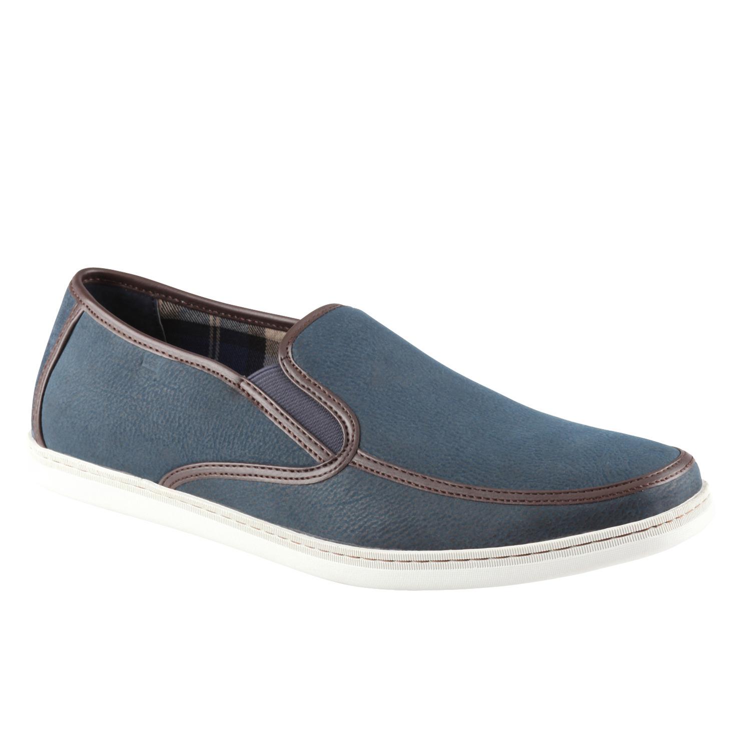 Aldo Blue Driver Shoes