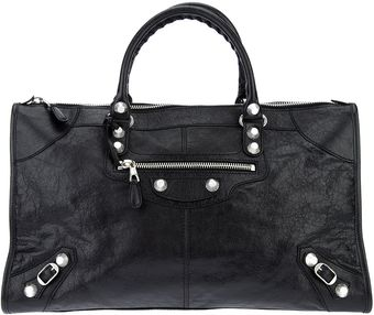 Balenciaga Giant Work Tote Bag - Lyst