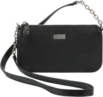 Cole Haan Village Leather Crossbody Bag - Lyst