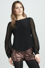 Dolce Vita Kiara Sequined Shorts - Lyst