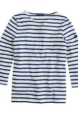 J.Crew Saint James For Jcrew Threequarter Sleeve Tee - Lyst