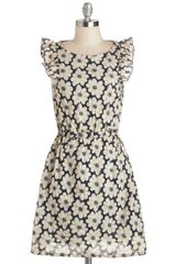 ModCloth Daily Darling Dress - Lyst